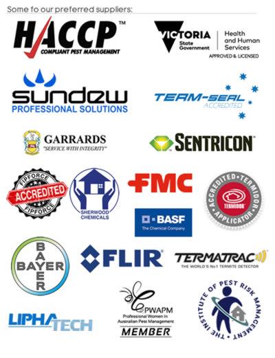 RID Pest Affiliations